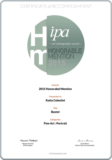 IPA Certificate